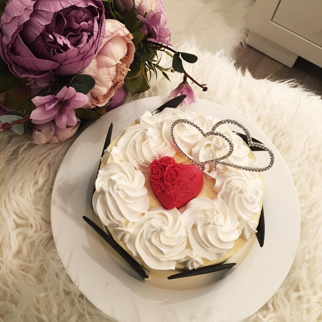 清水蛋糕步骤图