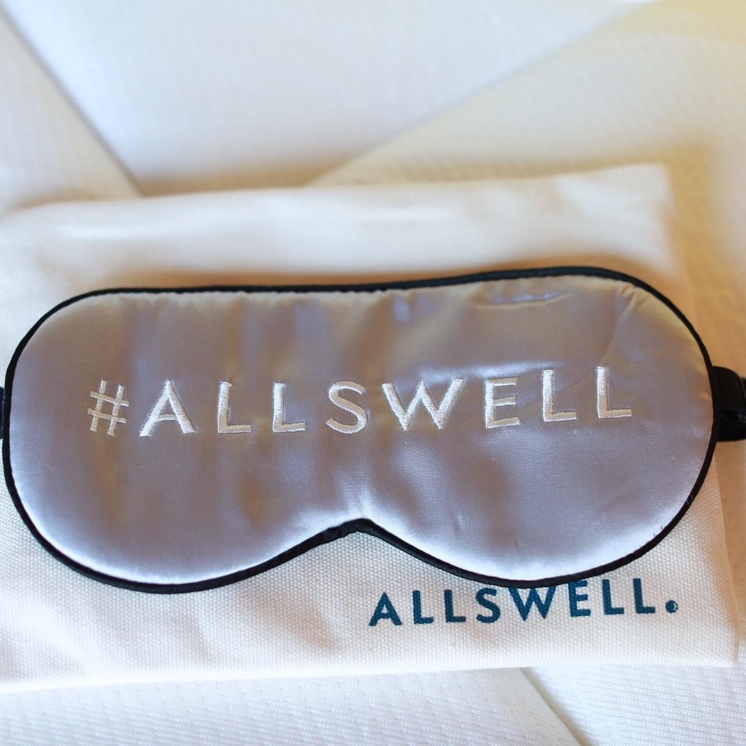 a509576e4ac 黑五独家:Allswell Twin Luxe 单人奢华经典床垫和设计师床品大促单人床 ...